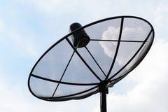 Antena parabólica Imágenes de archivo libres de regalías
