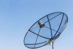 Antena parabólica Imagem de Stock