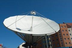 Antena parabólica Fotos de archivo libres de regalías