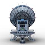 Antena parabólica Fotos de Stock