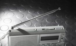Antena plegable Fotos de archivo libres de regalías
