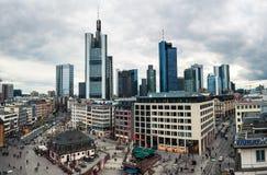 Antena rywalizuje Monachium, Niemcy Obrazy Stock
