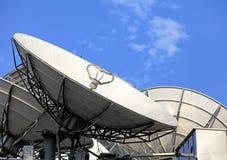 Antena satelitarna Obraz Stock
