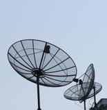 Antena satelitarna Obrazy Stock