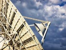 Antena satelitarna Fotografia Royalty Free