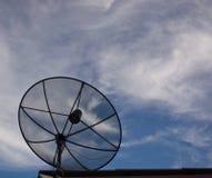 Antena satelitarna Fotografia Stock