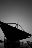 Antena satelitarna Obraz Royalty Free