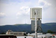 Antena sem fio Fotos de Stock