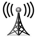 Antena sem fio Imagens de Stock Royalty Free