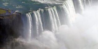 antena spadać Niagara widok Obrazy Royalty Free