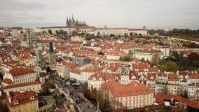 Antena stary miasteczko Praga zbiory