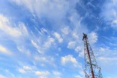 Antena sygnał Zdjęcie Stock