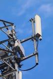 Antena, telecomunicação Imagens de Stock Royalty Free