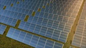 Antena tropi strzał słoneczny gospodarstwo rolne ilustracji