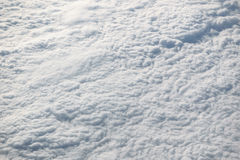 antena widok chmury obrazy stock