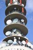 Antenas fotografia de stock royalty free