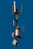 Antenas Fotografía de archivo libre de regalías