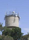 Antenas das comunicações Foto de Stock