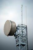 Antenas de rádio Imagens de Stock Royalty Free
