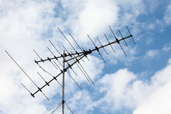 antenn Royaltyfria Bilder