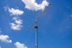 Antenn. Fotografering för Bildbyråer