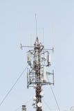 Antenn royaltyfri bild