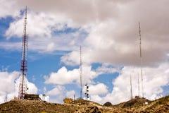Antenn Farm-1 Fotografering för Bildbyråer