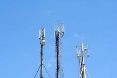 antenn g/m2 Arkivbild