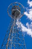 Antenna. For a mobile phone base station Royalty Free Stock Photo