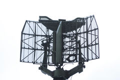Antenna. Military telecommunication antenna situated at military museum now Royalty Free Stock Images