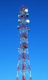 Antenna alta di GSM Fotografie Stock Libere da Diritti
