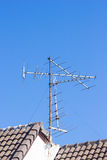 Antenna Of Amateur Radio Royalty Free Stock Photography