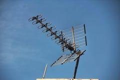 Antenna antiquata fotografia stock libera da diritti