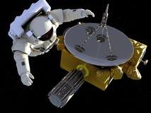 The antenna Stock Image
