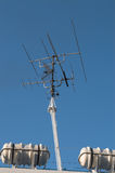 Antenna on board. Royalty Free Stock Image