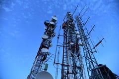 Antenna, Cell, Tower Stock Photos