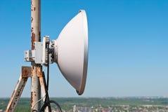 Antenna cellular base Stock Photography