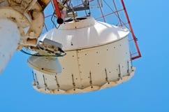 Antenna cellular base station Stock Photography