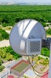 Antenna cellular base station Royalty Free Stock Photos