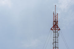 Antenna cellular tower Stock Images