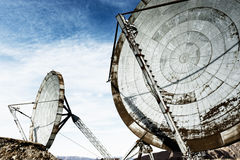 Antenna communication Stock Photo