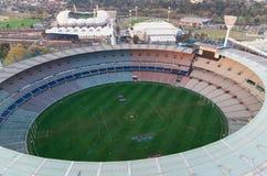 Antenna del campo di cricket di Melbourne Immagini Stock