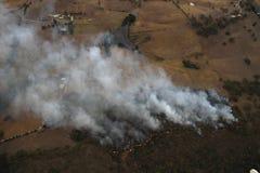 Antenna del fuoco di Bush Fotografia Stock