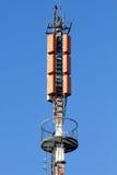 Antenna del telefono cellulare Fotografie Stock