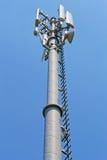 Antenna del telefono delle cellule Fotografie Stock