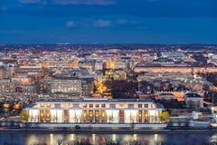 Antenna del Washington DC immagine stock libera da diritti