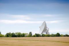 Antenna dell'osservatorio Fotografia Stock Libera da Diritti