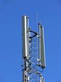 Antenna della rete di GSM Fotografia Stock Libera da Diritti