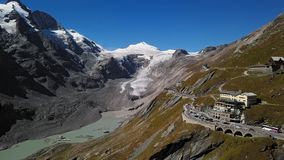 Antenna di Grossglockner, Austria archivi video