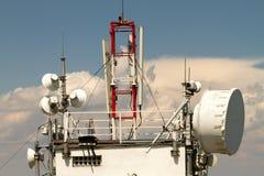Antenna di GSM Fotografia Stock Libera da Diritti